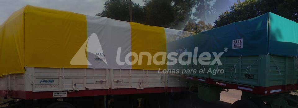 Lonas para Camiones - Lonas Alex